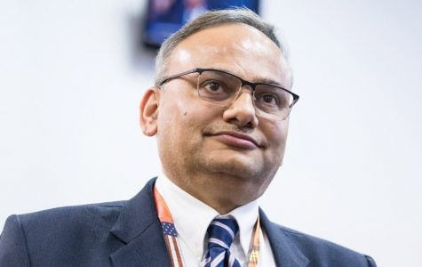 Chief Financial Officer Hitesh Desai. Desai projected a $12 million revenue loss in the 2020 budget, a $1.4 million jump since the staff's last projection to City Council.