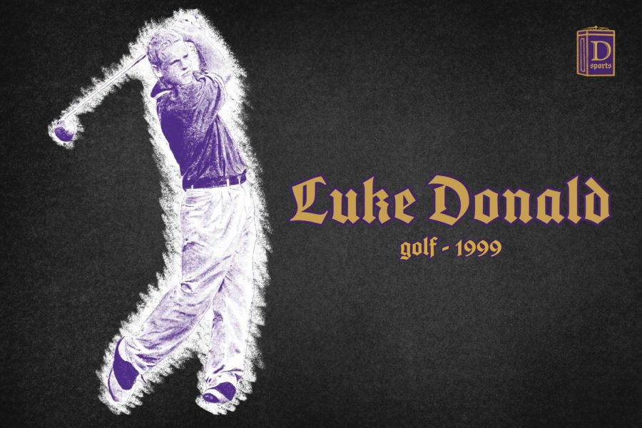 Northwestern Sports Time Machine: Luke Donald, 1999