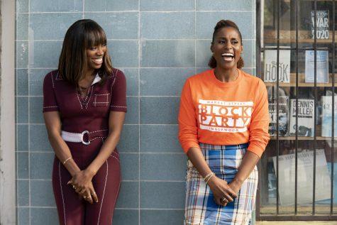 "A&O announces co-sponsored event with Issa Rae and Yvonne Orji ""to celebrate Black joy, Black art, Black women"""