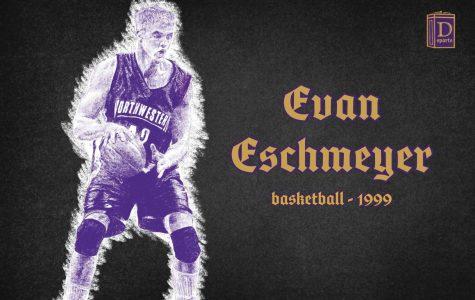 Northwestern Sports Time Machine: Evan Eschmeyer, 1998-99