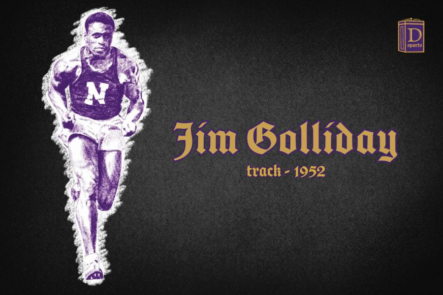 Northwestern Sports Time Machine: Jim Golliday, 1952