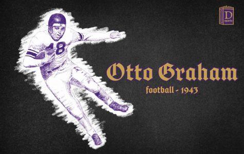 Northwestern Sports Time Machine: Otto Graham, 1943