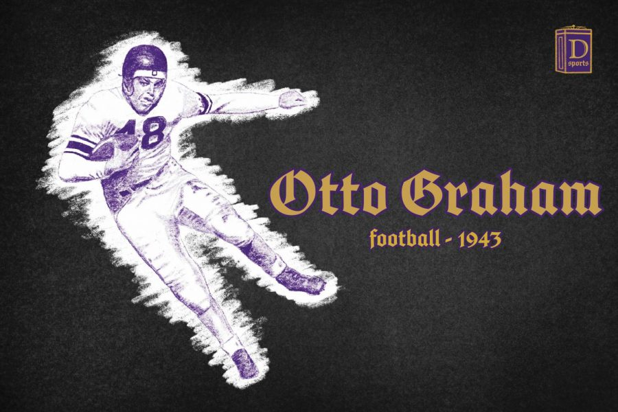 Northwestern Sports Time Machine: Otto Graham, 1943
