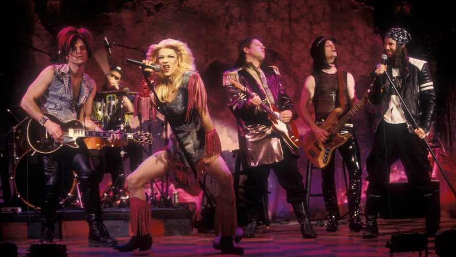 "John Cameron Mitchell in ""Hedwig and the Angry Inch."" The director and actor wrote iconic queer musical based off of his childhood."