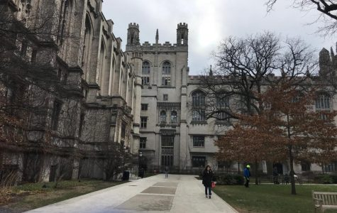 The University of Chicago's campus. UChicago decided to accept the $6.2 million it was allotted by the federal CARES Act.