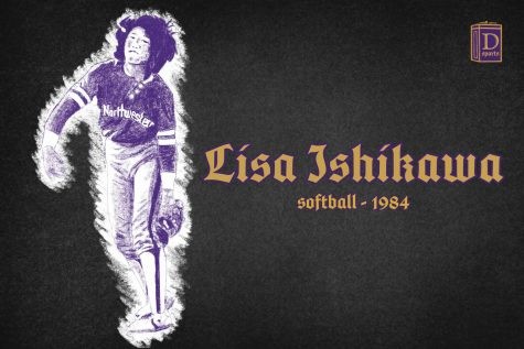 Northwestern Sports Time Machine: Lisa Ishikawa, 1984