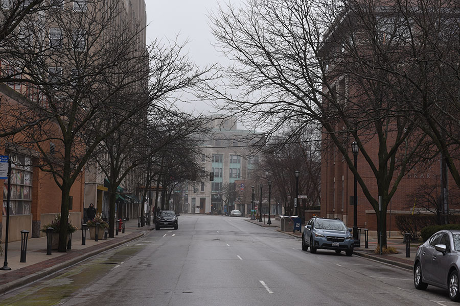 "The city of Evanston under the stay-at-home order. Evanston, along with the rest of the state, is now set to enter Phase 4 on Friday. ""We've been able to make it to Phase 4 and we want to stay in Phase 4,"" said Olsen. ""I beg you to remain diligent.. remind your staff and your guests."""