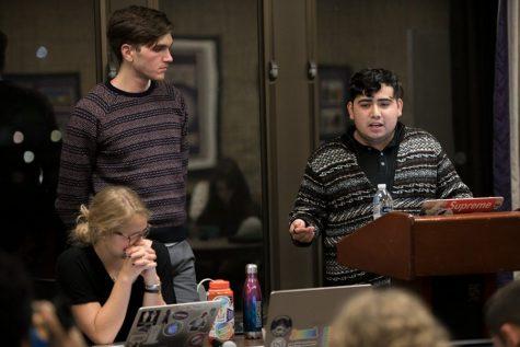ASG passes emergency resolution affirming University commitment to black student demands, donation legislation