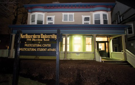 Northwestern's Multicultural Center at 1936 Sheridan Rd. Students recently revived MIXED, a club that creates a space for multiracial students.