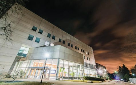 McCormick Foundation Center, home of many classes in the Medill School of Journalism, Media, Integrated Marketing Communications. Medill recently received a $1 million grant to support local news.