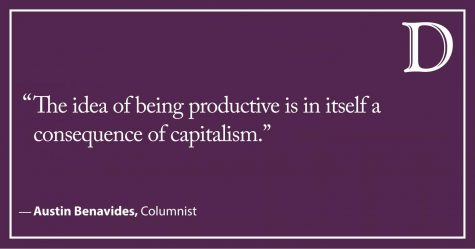 Benavides: Now is the time to get rid of toxic productivity culture