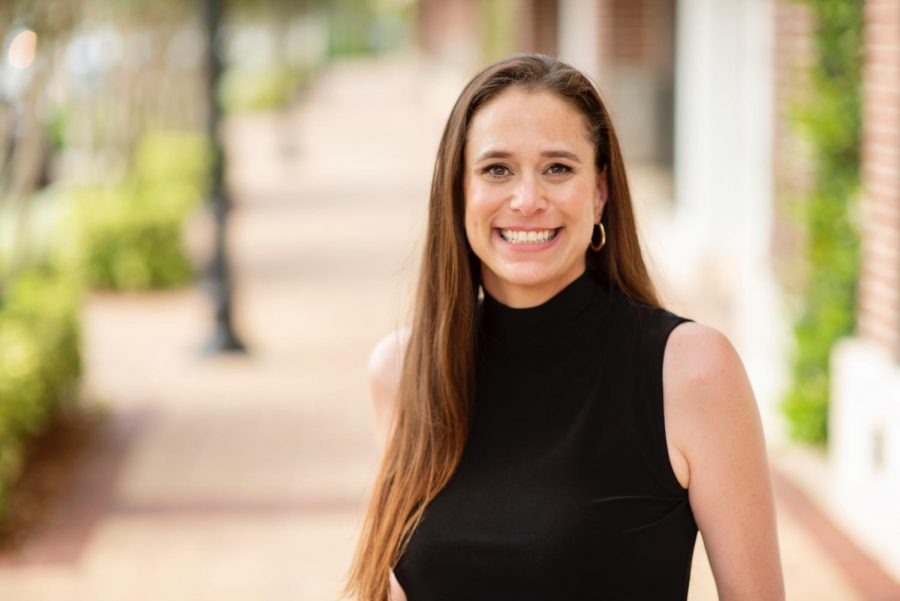 Jen Perelman. The progressive candidate and NU alumna hopes to beat Rep. Debbie Wasserman Schultz in the FL-23 primary on Aug. 18.