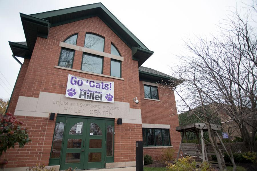 The Northwestern Hillel building at 629 Foster St. prior to renovations. Hillel hosted a weeklong virtual symposium this month to discuss Zionism, anti-Semitism and racial justice.
