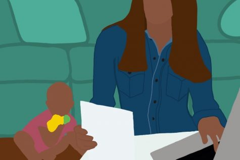 Professors call for more flexibility from the University for child care support