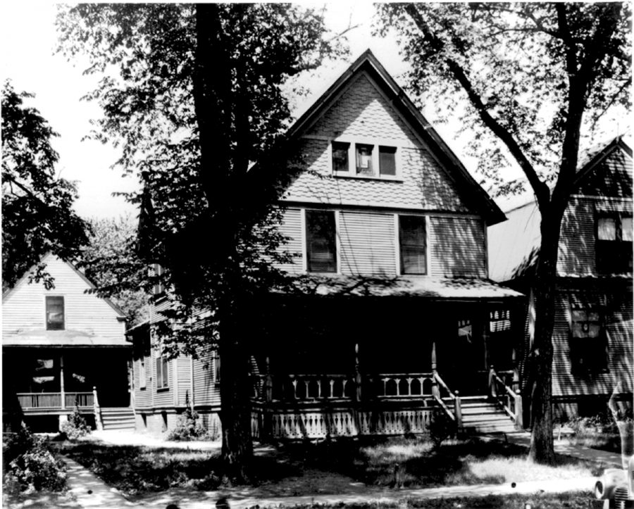 1918 Asbury Ave. is the original home of the Evanston Sanitarium, the first black hospital in Evanston and a new African American heritage site.