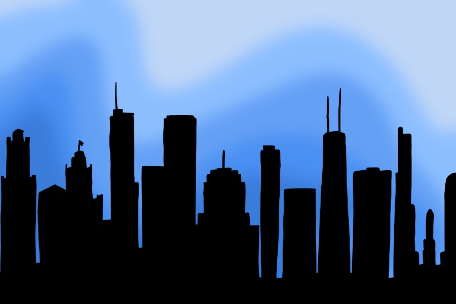"""Chicago has 77 """"community areas,"""" each made up of several neighborhoods. Very broadly, the city is divided into the North Side, the South Side and the West Side. The Northwestern Evanston Campus is bordering the far North Side of Chicago, specifically the community area Rogers Park."""