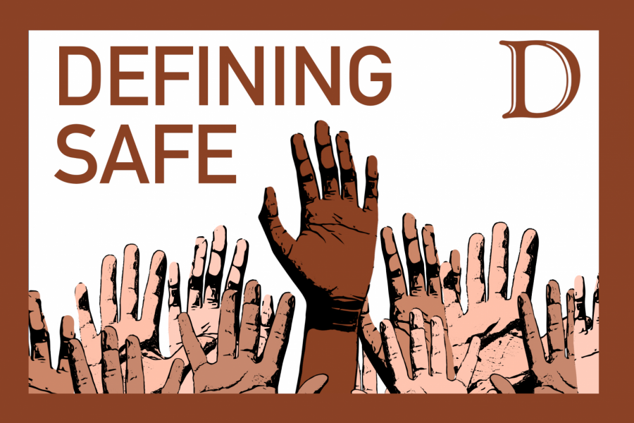 Defining Safe: Defining the Outside Agitator