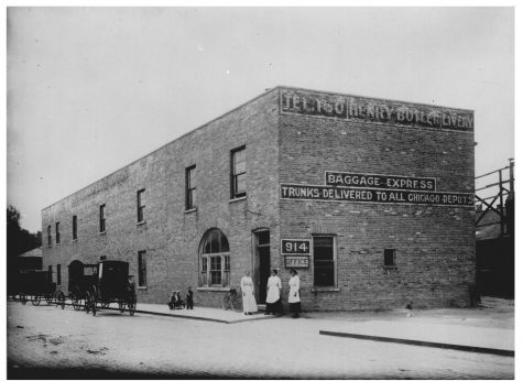 Butler Livery Stable, located at 914 Davis St., was one of Evanston's first black-owned businesses. It is the location for one of eight new African American heritage sites in Evanston.