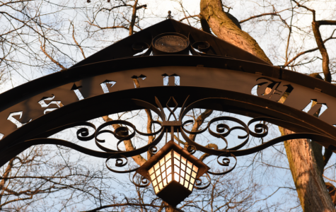The Northwestern Arch. A recent graduate sued NU in a class action suit alleging the University breached its contract when it charged full tuition for remote courses taught during the COVID-19 pandemic.