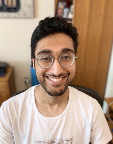 McCormick sophomore Saahir Ganti-Agrawal. He describes his summer research in the third part of a series.