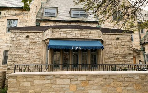 Gamma Phi Beta house, 640 Emerson St. The Northwestern chapter of GPhi recently voted to disband its chapter.