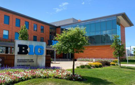 Big Ten Headquarters in Rosemont