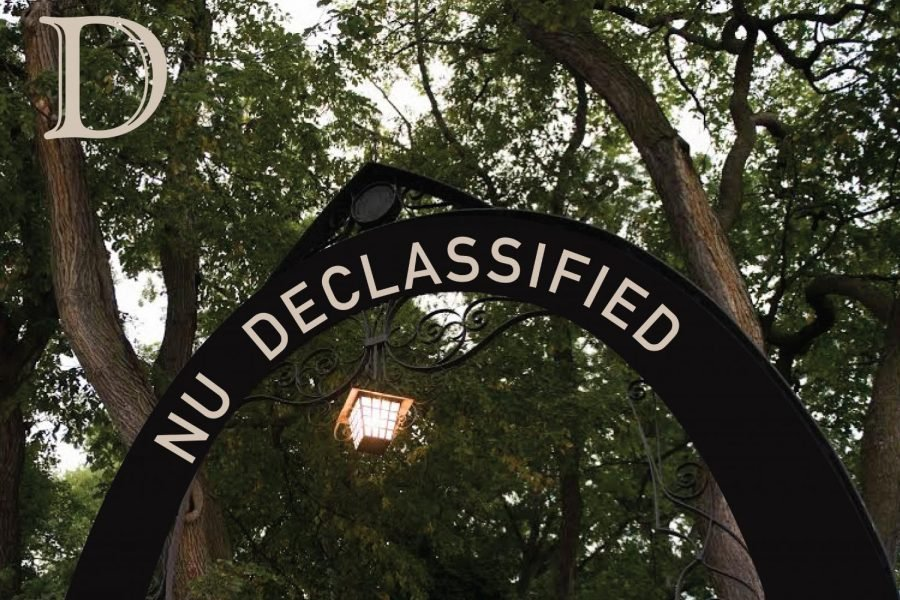 NU Declassified: Zoom Through The Arch