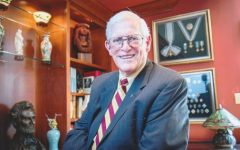 Ed Bryant, who served on the Students Publishing Company board of directors for 48 years, died Sept. 20. He was 78.