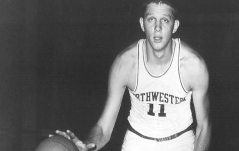 Joe Ruklick. The former NU basketball player died on Sept. 16 at the age of 82.