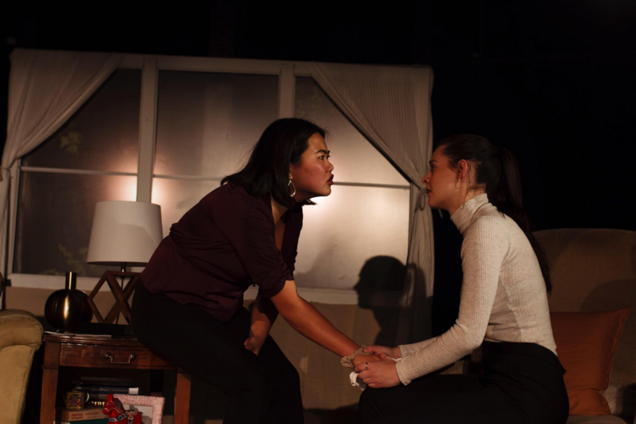 From a 2019 production of Never Not Once by Spectrum Theatre Company, a StuCo member board. StuCo published diversity and inclusion initiatives on Sept. 6.