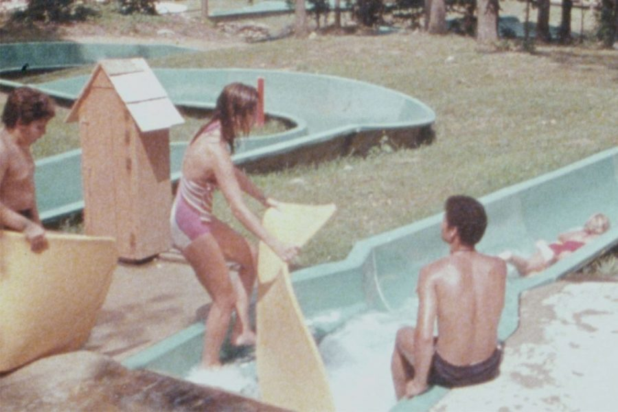"""A still from """"Class Action Park."""" The HBO documentary takes a deep dive into a dangerous water park, and all the trauma that came from it."""