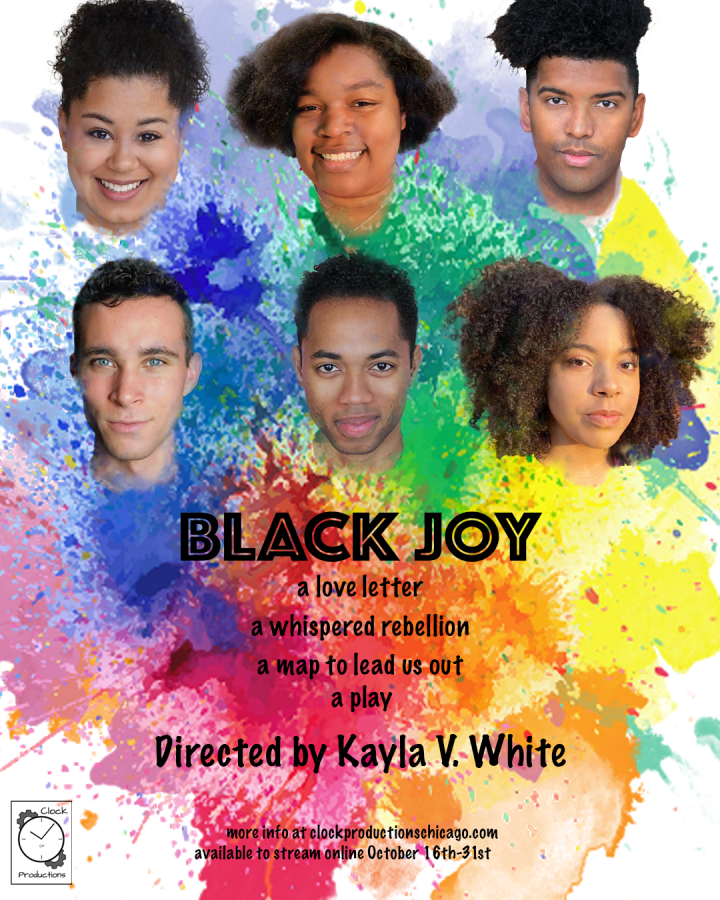 """BLACK JOY"" virtually premiered on Oct. 16 and is available to those who make a donation through the end of the month."