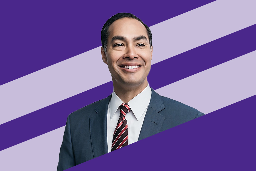 Julián Castro discussed U.S. politics in 2020 at NU College Democrats Fall Speaker event.