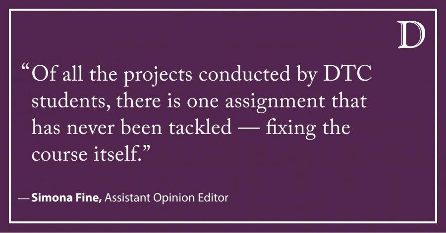 Fine: Redesigning DTC