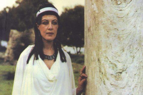 """Film still from """"Fatma 75."""""""