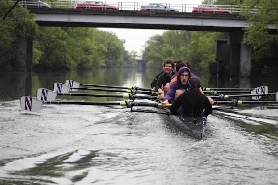 Northwestern+club+athletes+share+their+experiences+with+dwindling+resources