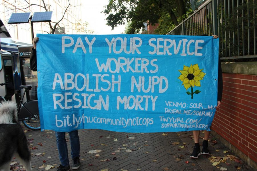 SOLR, NUCNC demand divestment from police, investment in service workers and Black lives