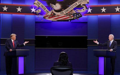 The final presidential debate between President Donald Trump and former Vice President Joe Biden, moderated by NBC News White House Correspondent Kristen Welker.