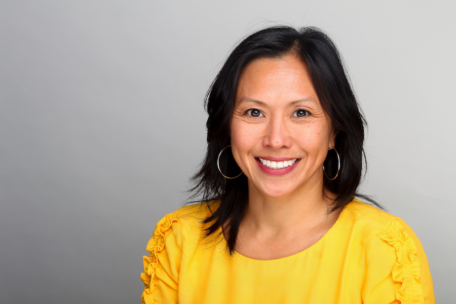 Medill Prof. Mei-Ling Hopgood is the 2020 Barry Bingham Sr. Fellowship, awarded to educators who have shown great efforts in encouraging students of color in journalism.