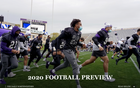 Football: 2020 Northwestern season preview, positional breakdowns and more