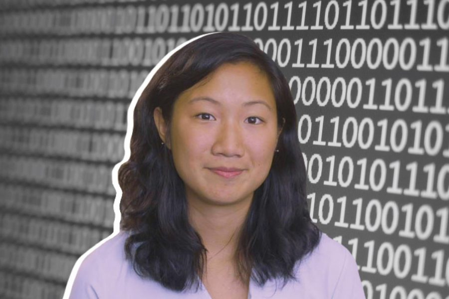 Audrey Cheng (Medill '15), co-founder and CEO of Moringa School in Nairobi, Kenya and Kigali, Rwanda. Moringa School provides software development and data science training.