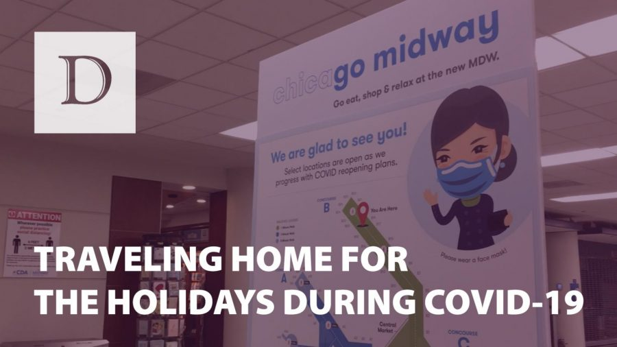 Just Plane Scary: Traveling home for the holidays during COVID-19