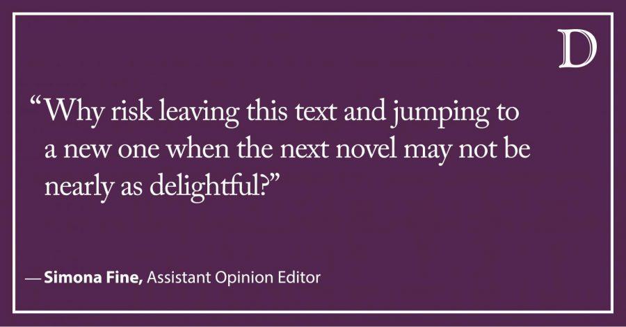 Fine: In defense of long novels