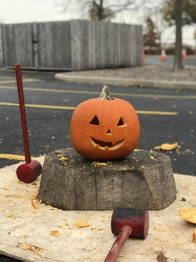 The+annual+composting+event+has+diverted+378+tons+of+pumpkins+from+landfills+since+its+inception+in+2014.+The+event+now+takes+place+across+46+locations+in+Illinois.+