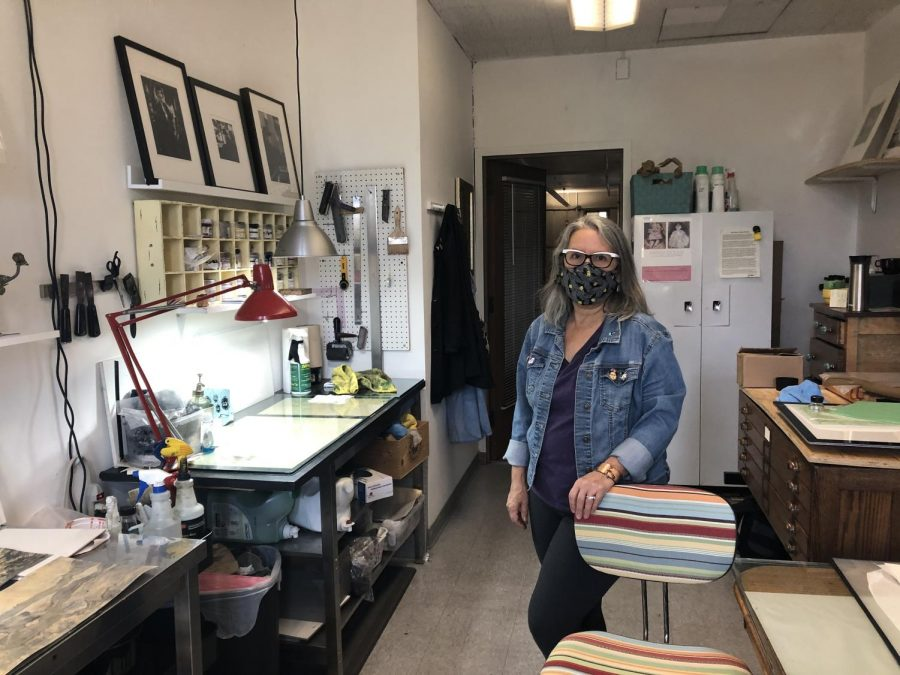 Evanston printmaker Socorro Mucino talks sustainable art, quarantine inspiration