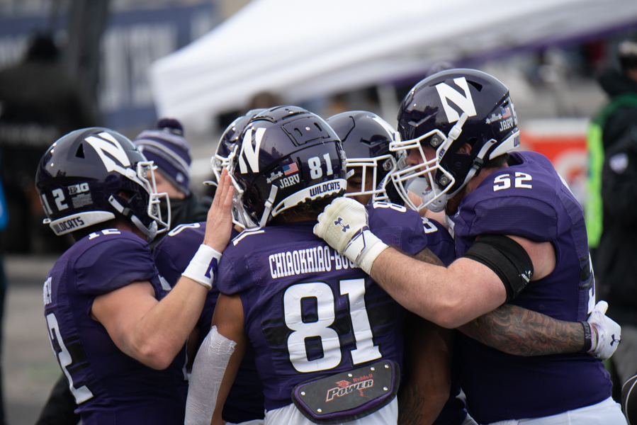 Warren: It's time to treat Northwestern with the respect it has earned as one of the Big Ten's best