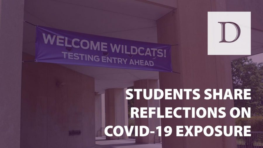 Students share reflections on COVID-19 exposure
