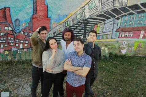 Chicago indie band community supports each other and creates new music during the pandemic