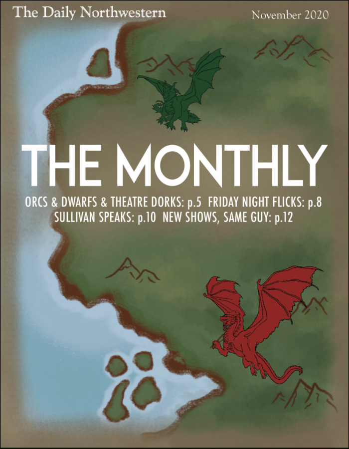 The Monthly: November Edition