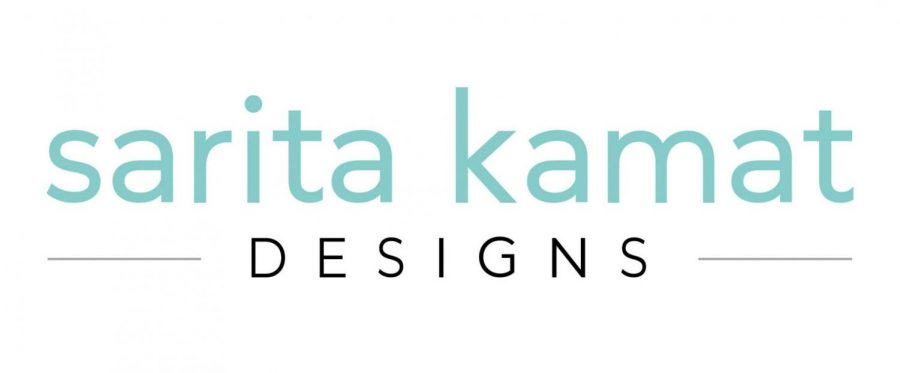 Sarita Kamat Designs, 1627 Sherman Ave. Sarita Kamat is an Evanston-based artist originally from India who works in a variety of mediums including jewelry, acrylics, watercolor and more.
